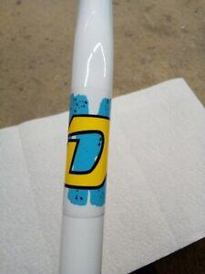 Drain Pipe Seat Post 22.2 7/8 GT Dyno Haro Hutch Mongoose Redline Robinson WHT