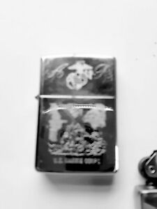 Zippo lighters WW2 Vetran  Iwo  jima lighter