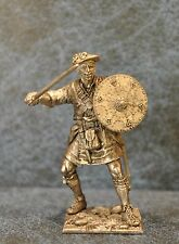 Tin Soldiers * Scottish clans * Highlander in battle 17-18 century * 60 mm