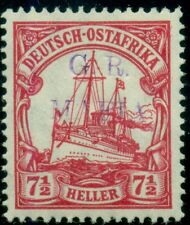 Tanganyuka - Mafia Island Sgm3B Overprint on German E. Africa, Nh, cat $1,827.00