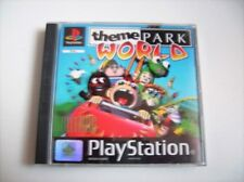 Theme Park World PS1 Playstation 1