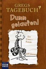 Gregs Tagebuch 7 - Dumm gelaufen! von Jeff Kinney (2015, Taschenbuch)