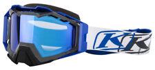 Klim Viper Pro Snow Goggle K Corp Blue Dark Smoke Blue Mirror size