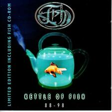 FISH ( Marillion )  Kettle of Fish - 2 CD Limited Edition
