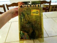 1999 Spawn The Dark Ages Iguantus and Tuskadon Action Figure