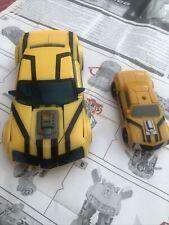 Transformers BUMBLEBEE CYBERVERSE ADVENTURES GUERRIERO rosicchiare-Nuovo In Magazzino