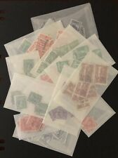 """Assorted Australian Used Pre Decimal Stamps """"UNCHECKED """""""