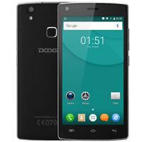 """4000mAh DOOGEE X5 MAX 3G Smartphone 5.0"""" Android 6.0 Quad Core 1G+8G Fingerprint"""