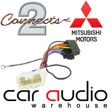 Connects2 CT20MT02 Mitsubishi Colt 96-04 Car Stereo Radio ISO Harness Adaptor