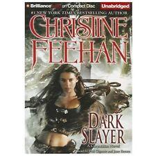 Dark Slayer 20 by Christine Feehan (2013, CD/MP3, Unabridged) audiobook