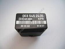 Mercedes Kraftstoffpumpenrelais W124 W201 W126 R107 Relais KPR 0035452405 NEU