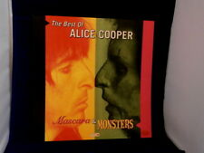 ALICE COOPER~BEST OF ~~ PROMO POSTER FLAT ~