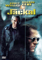 The Jackal (1997) DVD NUOVO Sigillato Bruce Willis Richard Gere