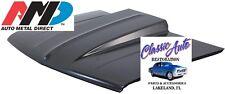 """88-98 GM PU /92-99 Suburban /95-99 Tahoe 4"""" Steel Cowl Hood *AMD* 300-4088-4"""