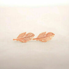 Women's Girl 925 Silver Sterling Earrings Cute Ear Stud Jewelry Gifts Fashion