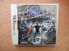 STAR WARS The Force Unleashed ( Nintendo DS, 2008 ) BRAND NEW / SEALED