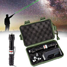 Military High Power Laser Pointer Red Green Lazer Beam Presentation Pen Cat Toy