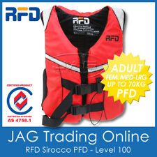 Rfd Sirocco Fem Adult M-L 70Kg Pfd Life Jacket 100N Level 100 Lifejacket/Vest