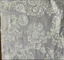 FLORENCE BROADHURST Fabric Handprinted BROCADE DESIGN by Signature Print. New