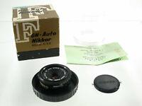 NIKON Nikkor F GN Auto 2,8/45 45 45mm F2,8 original box etc.. /15