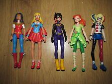 DC Comic Super Hero Girls / Figure's x  Bundle / Job Lot