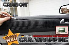 BMW E92 Dekorleisten CAR WRAPPING 3D CARBON ZIERLEISTEN SET  FOLIENSET