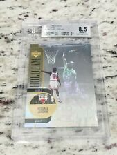 1997-98 Michael Jordan Upper Deck UD Holojam #1 Super Rare Bulls Graded BGS