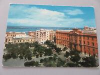 CP Carte Postale Période Ellesse Piazza Garibaldi Shipped 1961