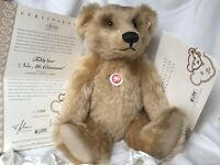 "Steiff ""New Mr. Cinnamon"" Teddy Bear, Ltd Ed of 3,000 Worldwide, fr 2005"
