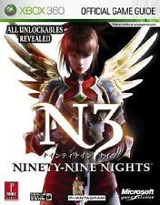 Prima Official Game Guides: N3: Ninety-Nine Nights : Prima Official Game Guide