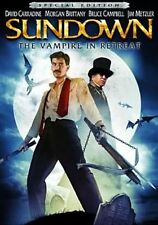 Sundown Vampire in Retreat 0031398100065 With Morgan Brittany DVD Region 1
