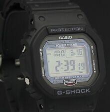CASIO G-SHOCK GW-5000-1JF Tough Solar Radio Watch