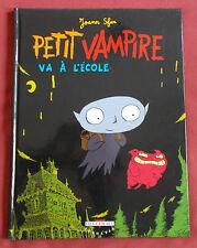 PETIT  VAMPIRE 1  VA A L' ECOLE    BD EO  SFAR