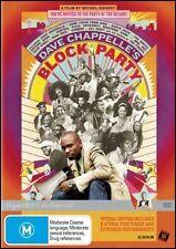 DAVE CHAPPELLE'S - BLOCK PARTY - Comedy Music Hip-Hop DVD Region 4 Chappelles
