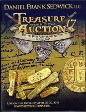 Daniel Frank Sedwick, LLC April 29-30, 2015 - Treasure Auction #17 catalog