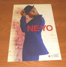 Ne-Yo Promo 2012 Poster 11x17