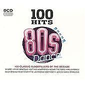 Various Artists - 100 Hits (80s Dance, 2009)