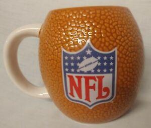 Wilson NFL Pigskin Football Mug Cup Vintage