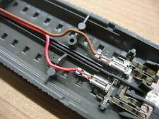 Märklin / Trix H0  5 x Anschlußkabel 2- Adrig  passend für  C-Gleis    50 cm