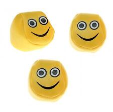 3 x Balles de Jonglage pour jongleur Smilie Jonglerie Amusement Kick