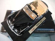 55er BMW 502 V8 Cabriolet Coupe Tchibo Modell #45396 1:18 schwarz in OVP neu