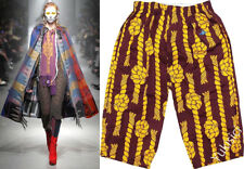 Vivienne Westwood Man Japan Climate Revolution Rope Knot Orb Room Shorts-Size M
