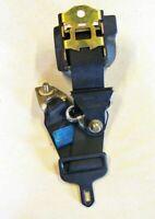 Mercedes Rear Seat Shoulder Belt w/ Hole Buckle W123 W126 W201 '83-'85 US