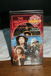 Doctor Who - The Androids of Tara [VHS] Tom Baker 1978 Brand New Unopened