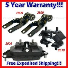 L730 For 2005-2009 Chevrolet Uplander 3.5L 3.9L Motor & Trans Mount Set 4pcs
