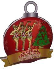Radio City Christmas Spectacular Rockettes Souvenir Promo Pin Set Showgirls Tree