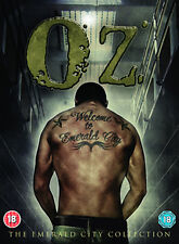 DVD:OZ - COMPLETE COLLECTION - NEW Region 2 UK