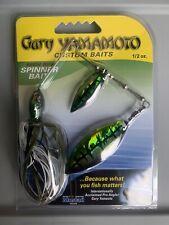 Gary Yamamoto Spinnerbait 1/2 OZ Baby Bass