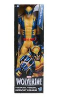 Wolverine Figure X-Men Marvel Hasbro Titan Hero Series 12 Inches