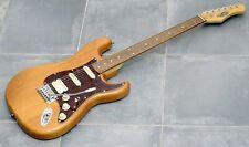 Stagg E-Gitarre ++ stratartig ++ Holz-Korpus ++ läuft gut ++ E-Guitar ++